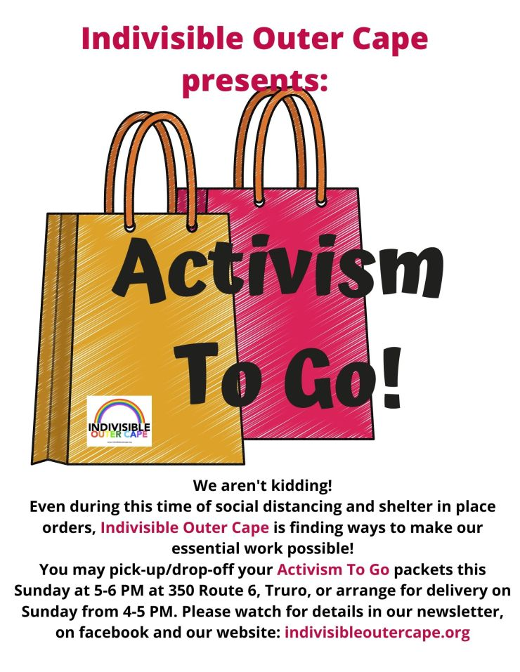 Copy of Activism to go