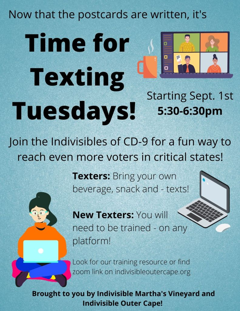Time for Texting Tuesdays!